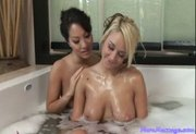 KRUNCH TV xXx (ASA AKIRA & BRIANA) nuru massage