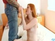 Redhead Nubile Screwed