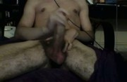 Wankin my cock again! Enjoy!
