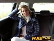 FakeTaxi Randy blonde milf loves the cock