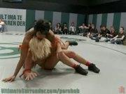 Lesbian Tag Team Matches