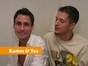 Kaden and Taz