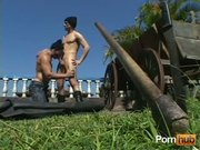 Bare Ass Bandidos - Scene 2 - Puppy Productions