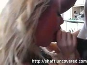 Savannah gold loves the Shaft