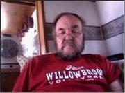 Gordon Morrison from Houston, Texas wanking on cam.avi