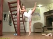 Little Ballerina Vanessa get fucked
