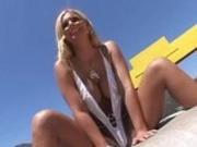 Phoenix Marie Busty Blonde