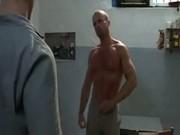 German prison sex scene from movie