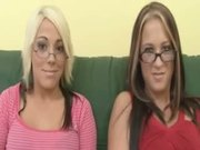 Cheyenne Jewel And Kody KAy Show There Lesbian Skills