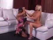 Joelean & Aveena Lee Lesbian Fuck