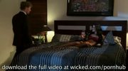 Milf India Summer rides a nice hard cock until she cums