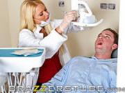 Riley Evans: Dentist Fuck