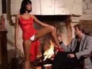 Anita Blonde Makes Him Her Puppet!