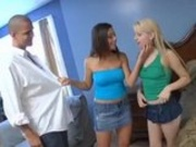 Teenage Threesome - Lexi Belle