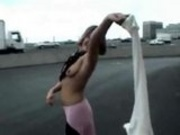 Public Nudity Presents: How To Stop Traffic Tramps