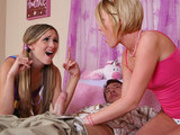 Horny Tight Teens Brooke & Riley