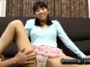 Tachibana Sanae - Goofy J-girl Sucking that COCK