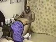 Black midget having sex