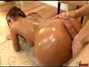 Girl Teasing With Ass