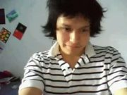 Charles Chauvet Xavier WANKING SCANDAL on webcam from Paris, Fran