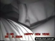 Newly-weds homemade sex tape