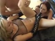 Gianna Michaels And Alicia Rhodes Anal Adventure
