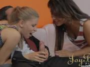 JoyBear Stunning Lesbian Teen Babes