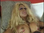 Fucked up face but huge boobs