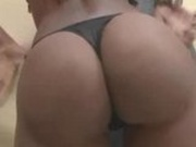 Tight Brazilian ass pump