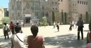 Sex slave fucked in public bdsm humiliation sex video