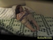Wife hidden phonesex masturbation