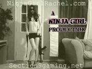 Ninja Girl Rachel strips an AK-47!
