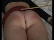 Bondaged And Analed Wife