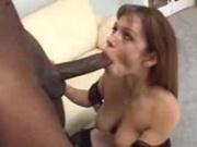 Hot ass latina Destiny Summers fucks a big cock