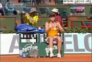 Daniela Hantuchova sweet tennis upskirt