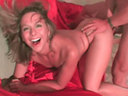 Melissa - Wet Dreams, Wet Panties - Scene 4