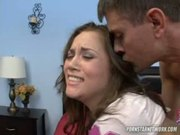 Kristina Rose Gets Her Chin Covered In Cum After Hardcore Fucking