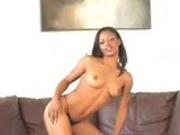 Dancing Ebony Lady