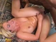 Sindy Lange Gets Stuffed With Two Big Black Cocks