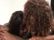 Misty Stone & Amile Waters