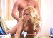 Very Sexy Blonde Michelle Thorne
