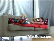 Gay Twinks EMO Boy Wank