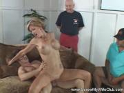 Housewife Wants A New Experience