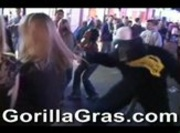 Gorilla Gras First Night At Mardi Gras