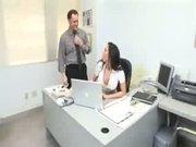 Rachel Starr, Slutty secretary office surprise