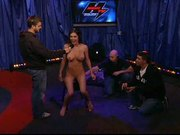 Jessica Jaymes on Sybian - Howard Stern Show