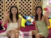 korean live two girls one guy