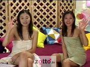 korean live two girls one guy