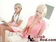 Hot Blonde Teens Anal Fucked By Teacher In Classroom