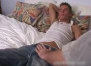 Brandon gets his amazing gay cock jerked